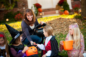 Hallowen house cleaning services in Strongsville, Cleveland, North Royalton, Broadview Hts., Brecksville.