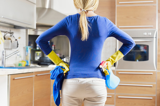 House cleaning services in Cleveland OH